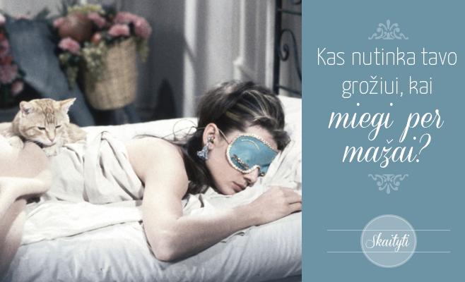 Miego trukumas