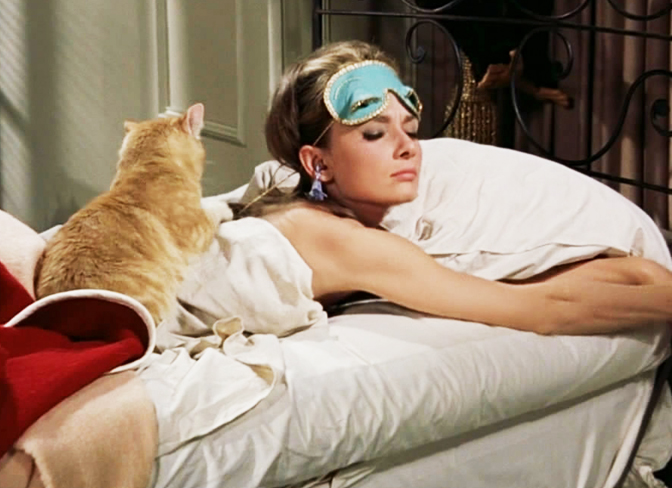 Nuotr. iš Breakfast at Tiffany's